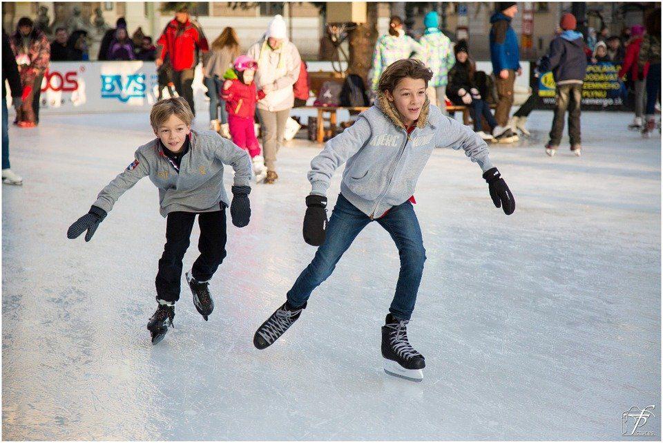 Des techniques pour apprendre à mieux patiner sur la glace